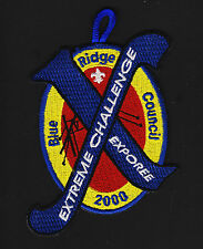 2000 Extreme Challenge Exporee Blue Ridge Council
