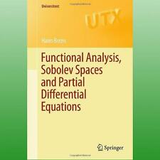 Functional Analysis Sobolev Spaces and Partial Differential Equations by Brezis