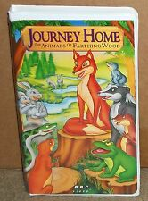 Journey Home The Animals of Farthing Wood (VHS)
