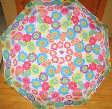 Cynthia Rowley Compact Umbrella/Avon Discontinued/Flower