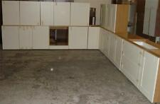 NEW FULL COMPLETE CREAM SHAKER  KITCHEN CABINETS DOORS NOT FLATPACK OAK UNITS