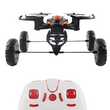4CH RC  Land & Water&Flying Remote Control Car Quadcopter Drone Helicopter