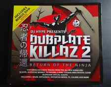 DJ Hype - Dubplate Killaz Vol2 - CD+DVD NEW- J Majik Wickaman Jungle Drum n Bass