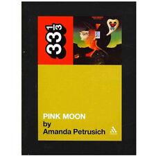 LIBRO Pink Moon (Amanda Petrusich) . nick drake pink floyd syd barrett sandy den