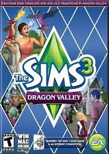 The Sims 3 Dragon Valley PC Games Window 10 8 7 Vista XP Computer expansion pack