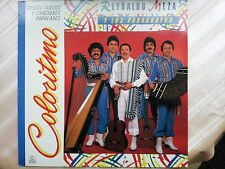"""12"""" Reynaldo Meza y Los Paraguayos-coloritmo tipicos tangos"""