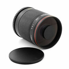 Tele 500mm f/8 Mirror Lens for Micro 4/3 m43 Panasonic Lumix DMC-GX1 Olympus PEN