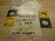 Demag 87405744 Legend Plate (Pack of 2)