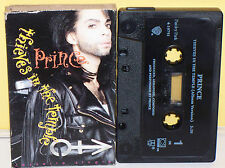 Prince-Thieves In The Temple-Cassette-Single