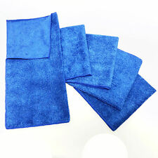 5PK Large Commercial Cleaning MicroFiber Cloth Rag Towel Household & Automotive