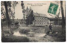 CPA 89 - CHARNY (Yonne) - Les Bords de l'Ouanne. Moulin de la Gravière