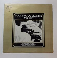 V/A Boogie Woogie Rarieties 1927-32 LP Milestone MLP 2009 US M Sealed 2A