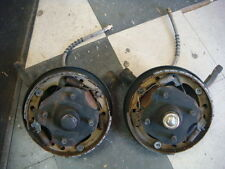 ORIGINAL 65 - 66 MUSTANG  6cyl FACTORY DRUM BRAKES AND SPINDLES