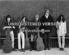 "The Flamin Groovies 10"" x 8"" Photograph no 2"