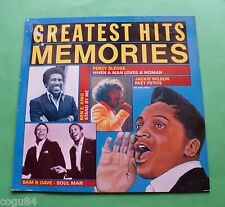 Soul - Greatest Hits Memories - Masters MA 24287