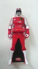 Ranger Key Flashman Red Flash Power Rangers Bandai form Japan Used #330