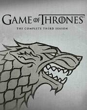 Game Of Thrones Blu-ray Complete Third 3rd Season Best Buy Exclusive House Stark