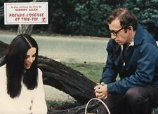 WOODY ALLEN JANET MARGOLIN TAKE THE MONEY AND RUN 1969 VINTAGE PHOTO ORIGINAL #3