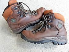 """MERRELL"" BROWN GORE-TEX LEATHER LACE ANKLE BOOTS WMN 7.5M (VERY NICE)"