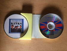 The Kinks,Singles Collection,sehr Rare Japan CD in Metalldose,Streng Lim.(1988)!