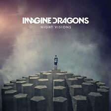 Imagine Dragons-Night Visions-CD - 2013