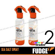 Fudge Salt Spray Enhanced texture Beach Hair 150ml 2pcs