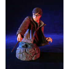 HARRY POTTER DEATHLY HALLOWS BUST Gentle Giant JK Rowling Daniel Radcliffe