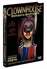 CLOWNHOUSE (1988 Victor Salva)  DVD - PAL Region 2 sealed