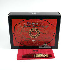 Montegrappa Zodiac Dragon Gold Fountain Pen # 0012