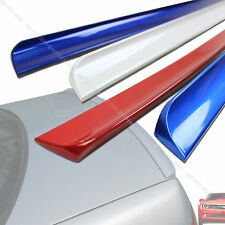 2005-2011 Painted AUDI A6 C6 Boot Trunk Lip Spoiler §