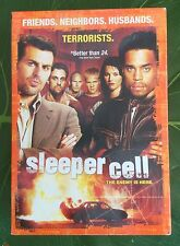 Sleeper Cell DVD The Complete Season 1...