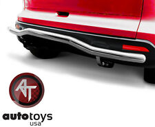 ATU 2007-2011 Honda CR-V CRV Stainless Steel Rear Bumper Guard Single Tube
