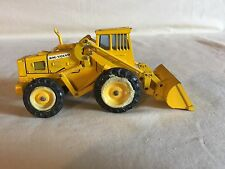 Vintage NZG 1:50 Scale Volvo Wheel Loader Radlader Tractor used No Box