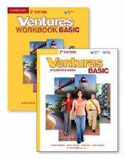 Ventures: Ventures Basic Value Pack (Student's Book with Audio CD and...