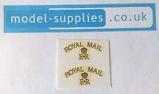 Dinky 260 Morris Royal Mail Van Reproduction Waterslide Transfers Set