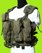 NERPA Original SPOSN Russian AK Assault Vest Tactical Chest Rig Vest New