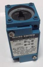 HONEYWELL MICROSWITCH 10A 600VAC LIMIT SWITCH LSA3K NO OPERATING HEAD