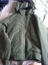 Womens Nike green jacket (used)