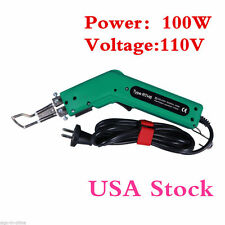 USA! 100W 110V RTH8 Hot Knife Heat Cutter Tool for Banner Rope Sponge