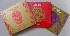ERASURE * ELEVATION / REASON / SACRED * 3 CD SET w/ SLIPCASE * THE VIOLET FLAME
