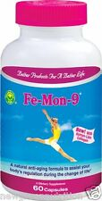 Fe-Mon-9 II Anti-Aging Formula, 60 Capsules by Confidence Inc. (1 Month Supply)