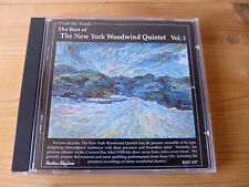 The Best Of - The New York Woodwind Quinet Vol. 1  - CD Album