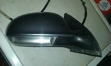 VW 1k5857508 (05-10) O/S WING MIRROR K5857934 6 cable PAINT CODE L7DX GREY MET