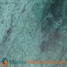 "NATURE GREEN NATURAL STONE - POLISHED MARBLE - KITCHEN AND FLOORING TILE 12""X12"""