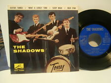 "the shadows""guitar tango"".ep7""or.espagnol:lvds maitre:7epl13850.biem de 1962."
