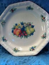 "2003 AVON SWEET COUNTRY HARVEST 7 7/8"" SALAD PLATE"