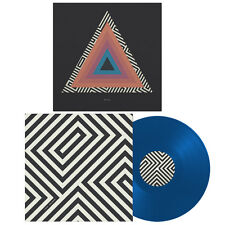 Tycho Awake Remixes BLUE VINYL LP Record & MP3! com truise vampire weekend rjd2!