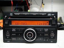 Nissan Rogue 2011-2015 CD MP3 AUX player None-BOSE system CY26G TESTED