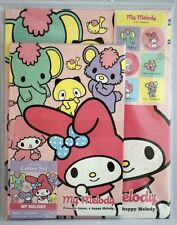 "Sanrio ""My Melody"" Letter Set & Stickers, New Made in Japan"