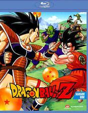 Dragon Ball Z: Dragonball Z: Season 1 One (Blu-ray, 2013, 4-Disc Set, Uncut)